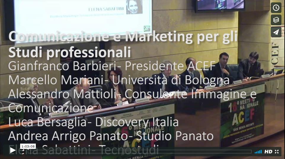Comunicazione e marketing per gli Studi